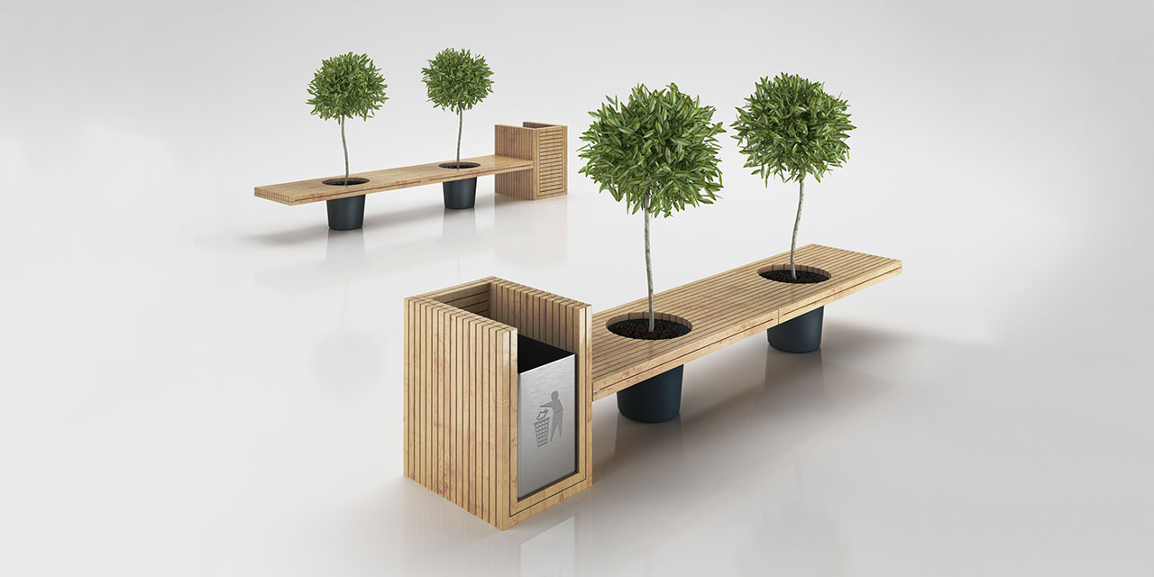 Landscaping Furniture