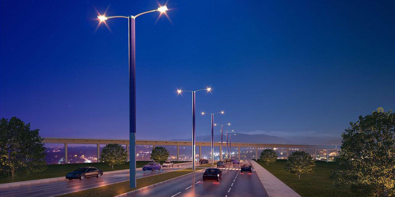 Renco street lighting fixtures arubaitofo Image collections
